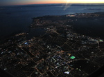 SX32616 UK city lights from airplane.jpg