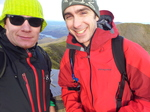 20131211_102812 Marijn and Wouko on Snowdon summit.jpg