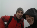 20131212_115618 Wouko and Marijn on top of Penygadair, Cader Idris.jpg