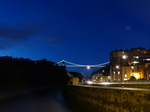 LZ00377 Clifton suspension bridge at dusk.jpg