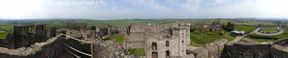 FZ004471-86 Panoramic view from Great Tower Raglan Castle.jpg