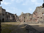 FZ004527 Court yard Raglan Castle.jpg