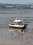 FZ005344 Man walking to boat on mud flats.jpg