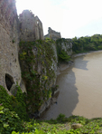 20140505 Caldicot and Chepstow castles