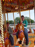 20140608 Cardiff Bay Gallopers