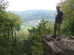 FZ008891 Marijn and view to Tintern Abbey from Devil's pulpit.jpg