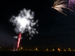 20141105 Fireworks at Llantwit Major rugby club