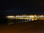 20141206-07 Exmouth beach at night and day