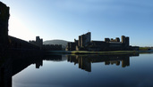 FZ010737-9 Caerphilly castle in morning sun.jpg