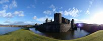 20150131 Caerphilly Castle