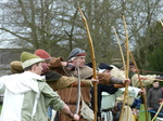 FZ012950 Archers at Glastonbury Abbey.jpg