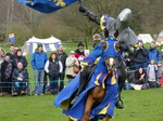 20150404 Medieval Fayre at Glastonbury Abbey