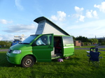 FZ018391 Campervan at campsite.jpg