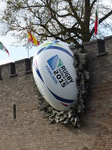 FZ020655 Rugby ball lodged in Cardiff Castle.jpg