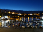 FZ020962 Boats in Tenby harbour at night.jpg
