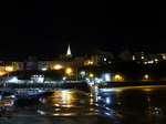 FZ020987 Boats in Tenby harbour at night.jpg