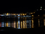 FZ021670 Tenby harbour at night.jpg