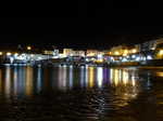 FZ021688 Tenby harbour at night.jpg