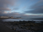 FZ024569 Porthcawl at sunset.jpg