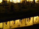 FZ025217 Grave stones reflected in the river.jpg