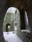 FZ028840-52 Stone archways in Ludlow castle.jpg